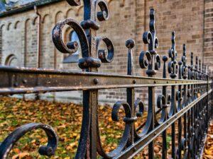 4 Reasons You'll Appreciate Your Wrought Iron Fence Hercules Custom Iron